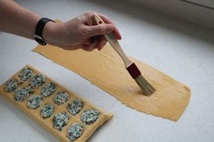 How to make ravioli : Photo of step #9