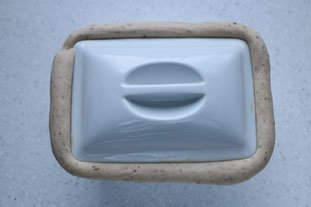 How to seal a terrine or casserole dish : Photo of step #26