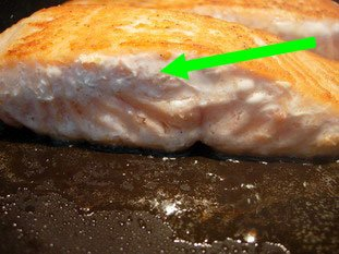 How to grill salmon well : Photo of step #9