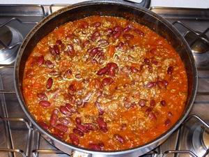 Express chilli con carne : Photo of step #5