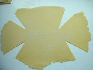 Paté en croute (terrine in a pie crust) : Photo of step #10