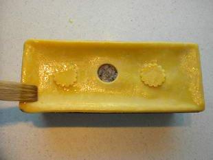 Paté en croute (terrine in a pie crust) : Photo of step #18
