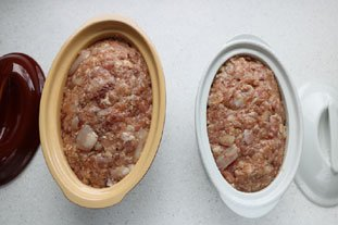 Rabbit terrine : Photo of step #10