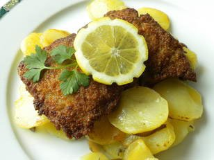 Wiener Schnitzel : Photo of step #9