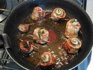 Saltimbocca : Photo of step #10
