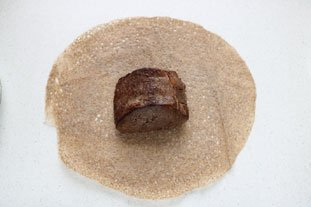 Beef Wellington : Photo of step #10