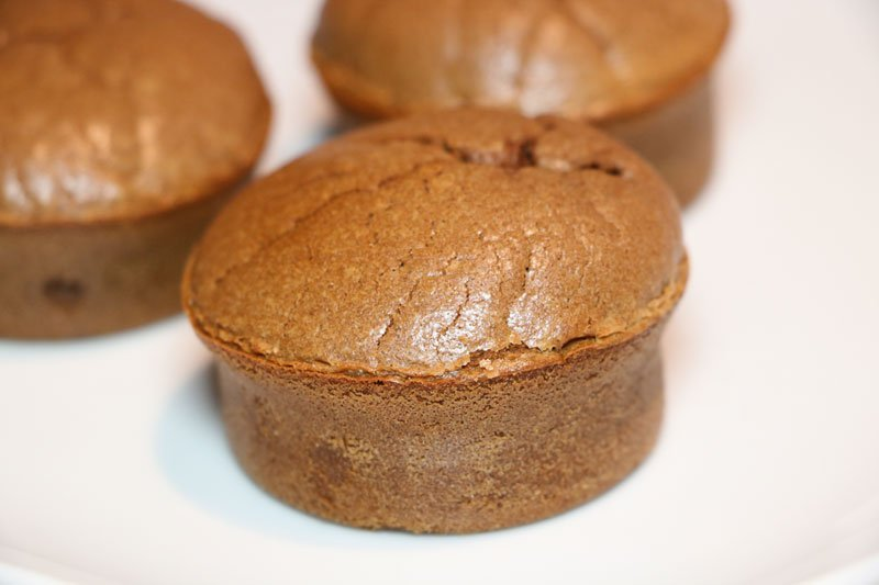 Chestnut Fudge Cupcakes