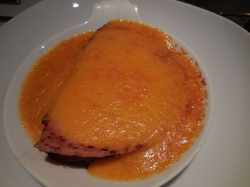 Welsh (French Welsh Rarebit)