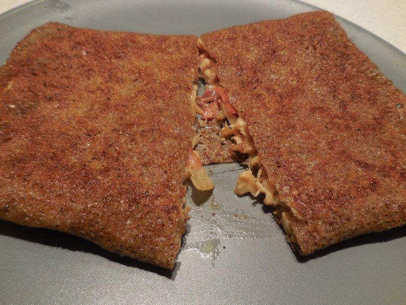 Mushroom Buckwheat Pancakes Cooking Ez Com
