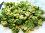 [How to prepare romanesco]