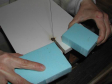 Make your own hot-wire or styrofoam cutter