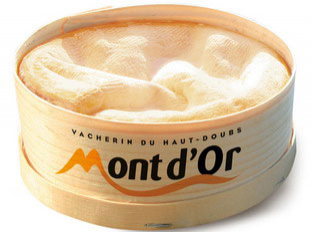 Mont-d'Or cheese