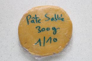 Sweetcrust pastry (pâte sablée)