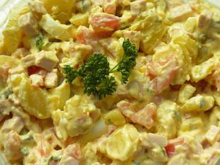 Piedmont salad