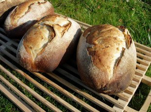 Leaven bread calculator