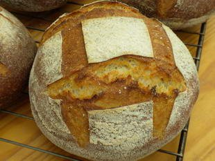 New leavened bread