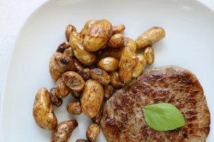 How to cook potato grenaille