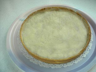 How to keep a tart pastry case crisp